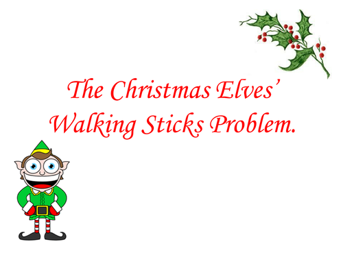Fun Christmas maths - Practical problem solving