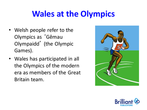 Welsh Olympics PowerPoint