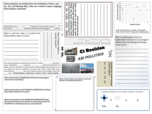OCR 21st Century C1 Air Pollution Revision A3