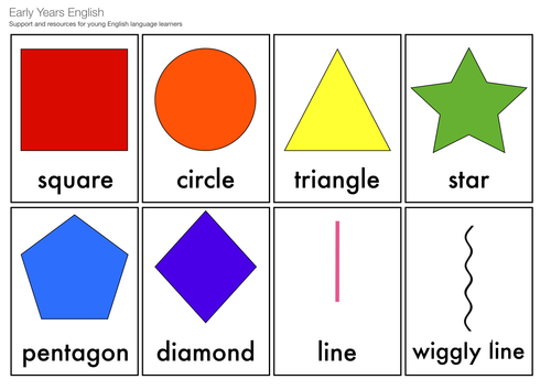 'Shout The Shapes' Song And Shapes PE Game By