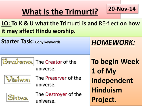 Hinduism... YR7, All abilities...
