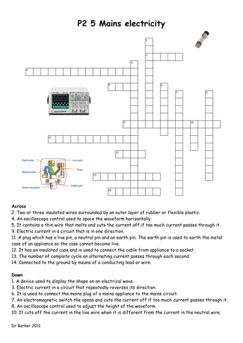 Aqa P2 New Spec Crosswords By Cathb1975 Teaching Resources