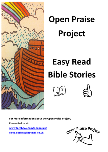 bible easy to read version pdf