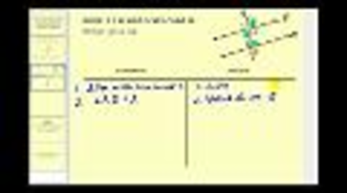 cec8935477b9 Proof  consecutive interior angles converse by mathispower4u ...