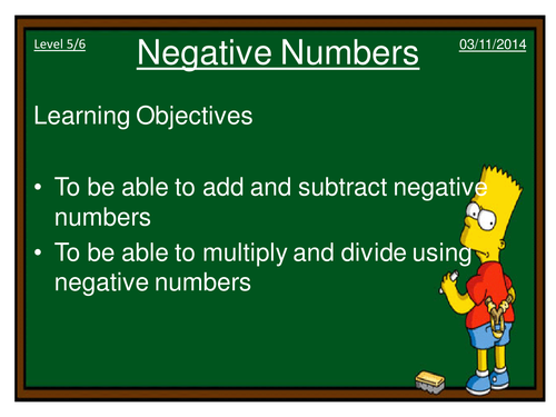 Integers Multiplying Dividing Negatives By Whidds Teaching