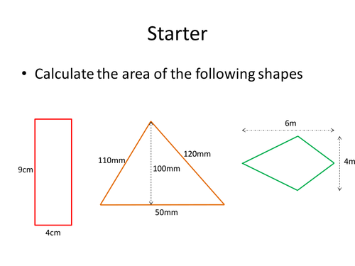 how to tell the base of a triangle