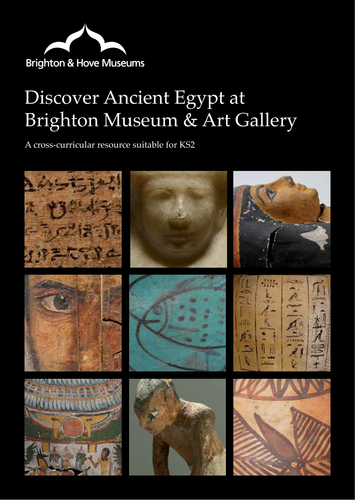 Discover Ancient Egypt at Brighton Museum
