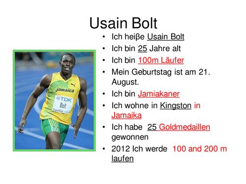 Olympians of 2012