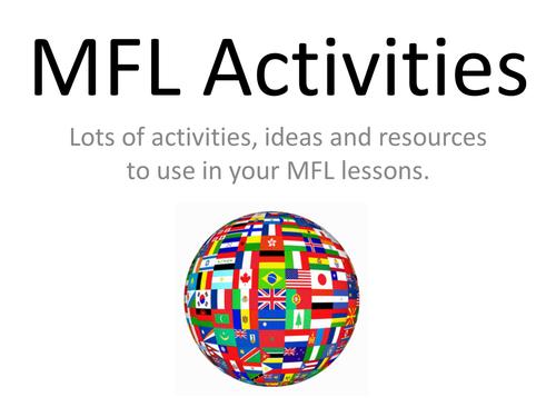MFL Ideas