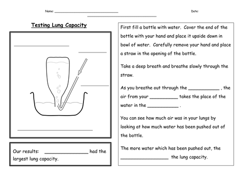 Lung capacity test by yarwood10 teaching resources tes ccuart Images
