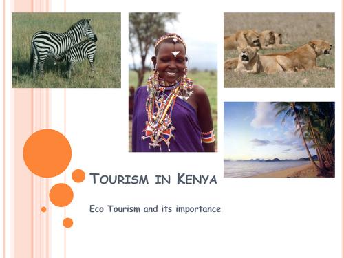 internationalization of tourism in kenya