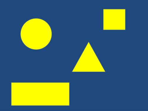 2D shape Powerpoint