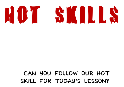 Classroom and Behaviour Management Hot Skills