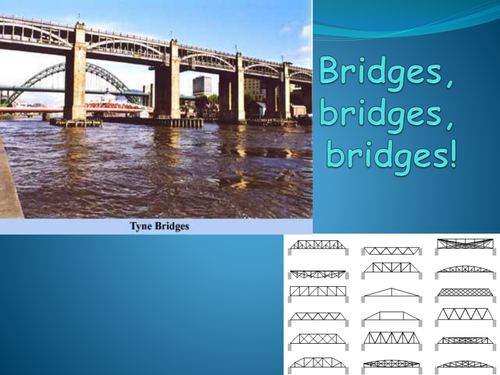 simple powerpoint about bridges