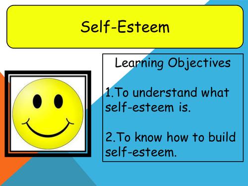 Building Self Esteem by Cassius82 - Teaching Resources - TES
