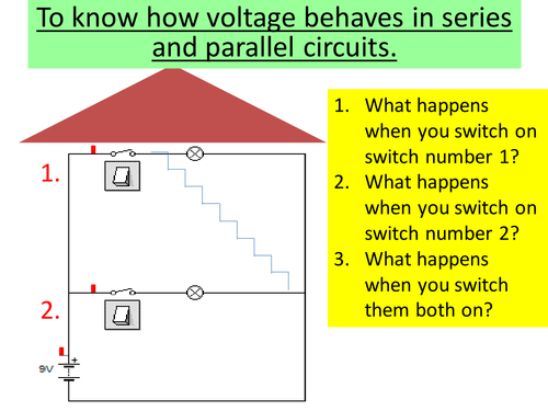 Series parallel circuits worksheet by edp10ch Teaching – Series Circuits Worksheet