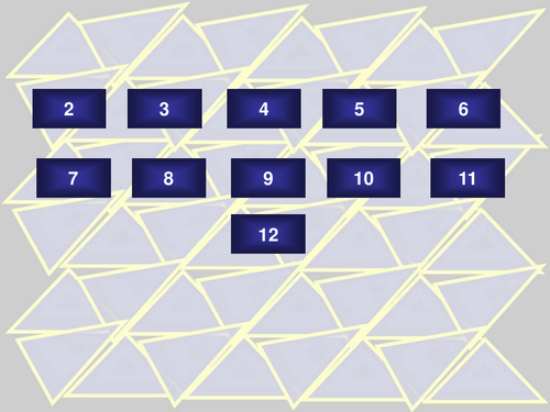Multiplication Triangles