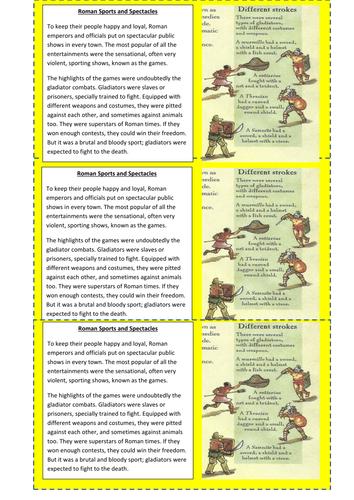 essay feature article school magazine