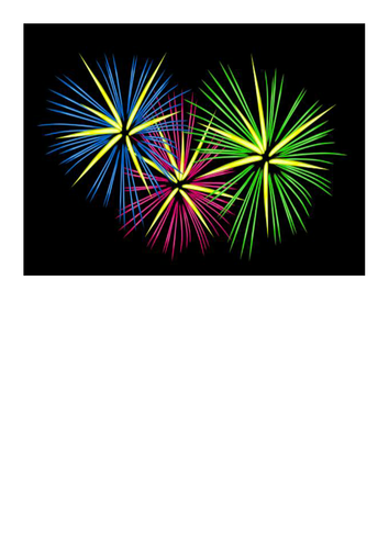 Fireworks clip art orange clipart - WikiClipArt