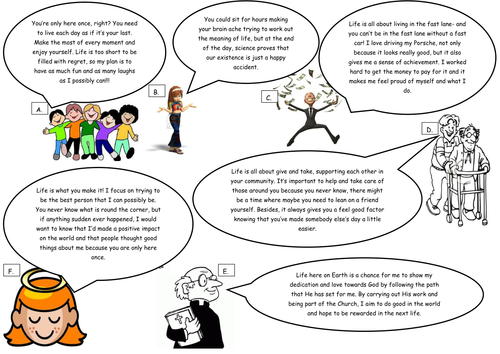 What is the meaning of life by holt03 teaching resources tes solutioingenieria Images