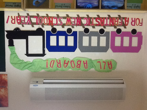 Classroom Designs and Displays