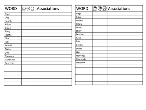 lesson and worksheet on DICTION and CONNOTATION