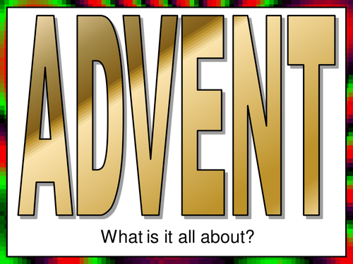 Advent Assembly