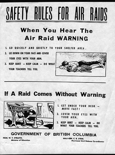 Air Raid!