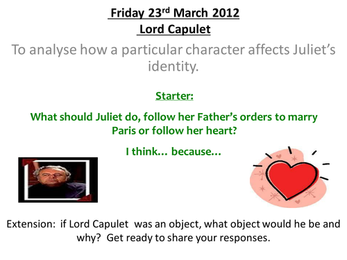 how is lord capulets behavior towards juliet How does lord capulet react to juliet's refusal in act 3 scene 5, romeo and juliet have spent the night together and they are in love, meanwhile lady capulet.