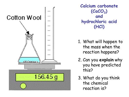 Conservation Of Mass By Blazer Teaching Resources Tes
