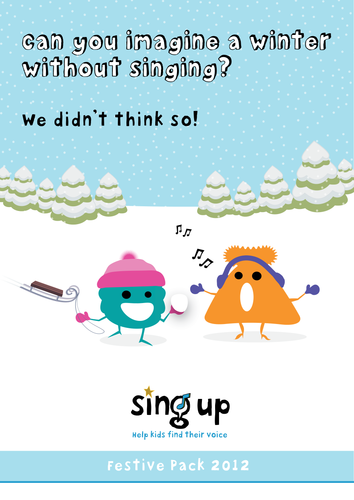 Sing Up Festive Pack