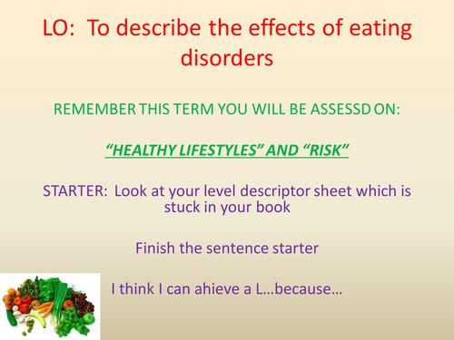 KS3 Full Scheme Healthy Lifestyles PHSE