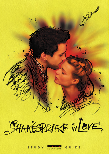 film education study guide for shakespeare in love by film ed  film education study guide for shakespeare in love by film ed teaching resources tes