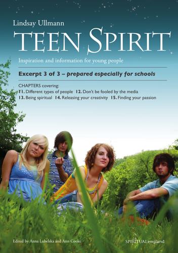 Teen Spirit - Part Three