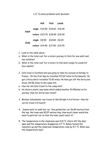 common worksheets decimal multiplication word problems preschool and kindergarten worksheets. Black Bedroom Furniture Sets. Home Design Ideas