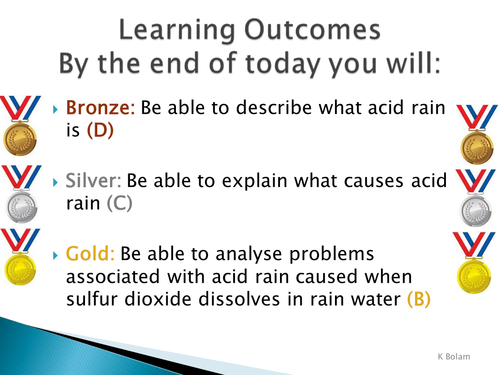 Acid Rain Lesson by MarkLindenCole Teaching Resources Tes – Acid Rain Worksheet