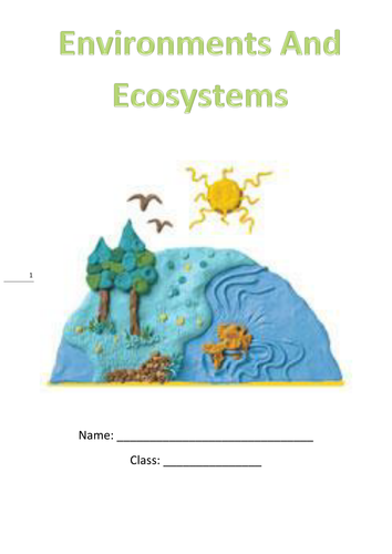 Environments And Ecosystems