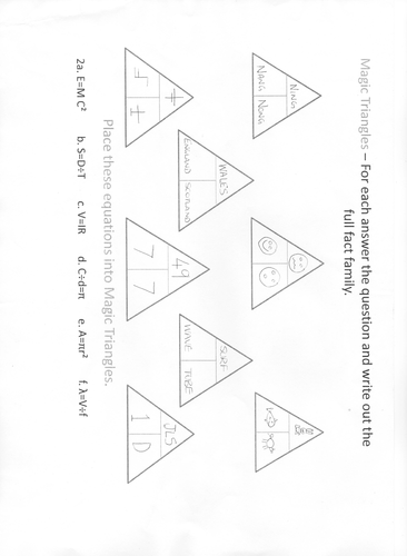 Equation Word Problems Worksheet Pdf Summer Holiday Activity Pack By S  Teaching Resources  Tes 3rd Step Worksheet Excel with Computer Hardware Worksheets Word  Cutting Worksheet Excel