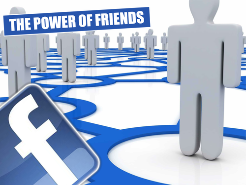 The power of social networks