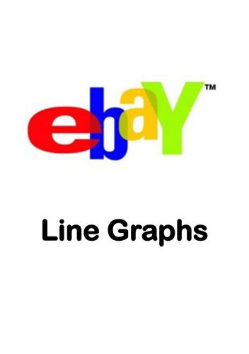 Ebay Line Graphs Booklet