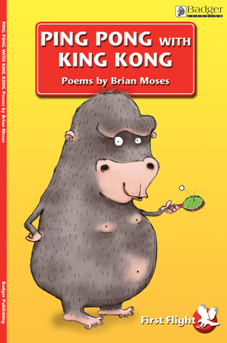 Poetry  - Ping Pong with King Kong