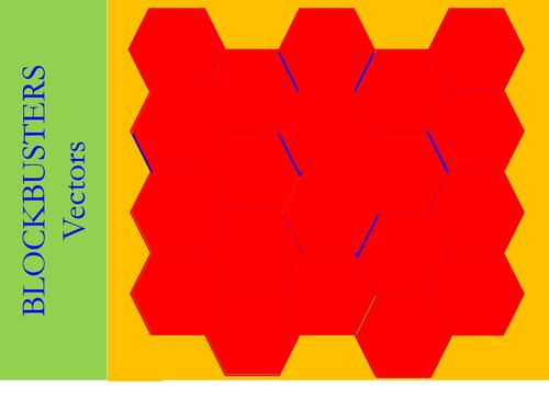 Maths Blockbusters for GCSE IGCSE Vectors