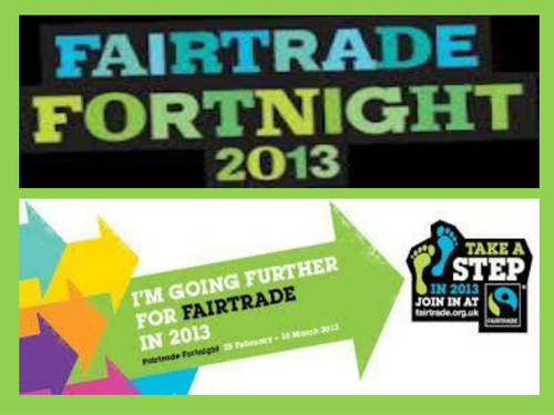 Fairtrade Assembly 2013