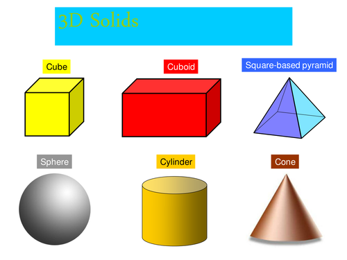 drawing in 2d and 3d by danwalker teaching resources tes - How To Draw 3d Diagrams