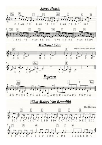 Shotgun - George Ezra sheet music arranged for Keyboard