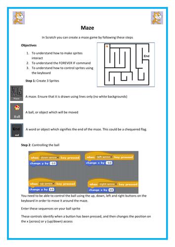 Scratch 6 lesson SOL
