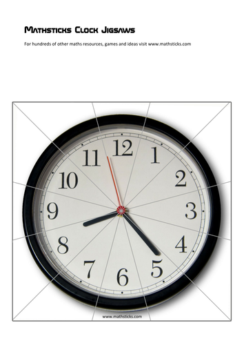 Time O'clock and half past