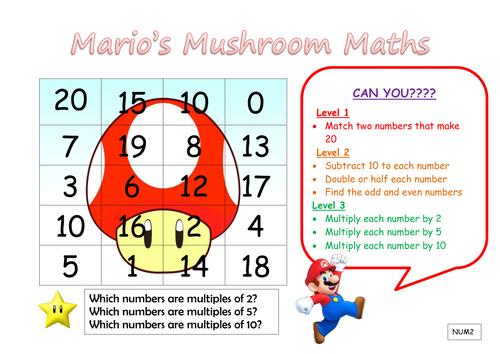 Independent Maths / Maths Booster