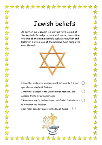 Year 1 Judaism Planning Qca Unit 1e By Chalkie4477 Teaching