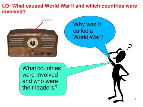 history essay causes of ww2